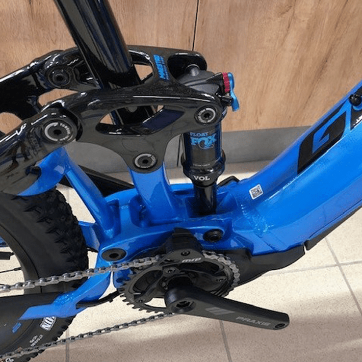 Bicicleta Eléctrica Giant Trance E+2 / 2019- Image 4