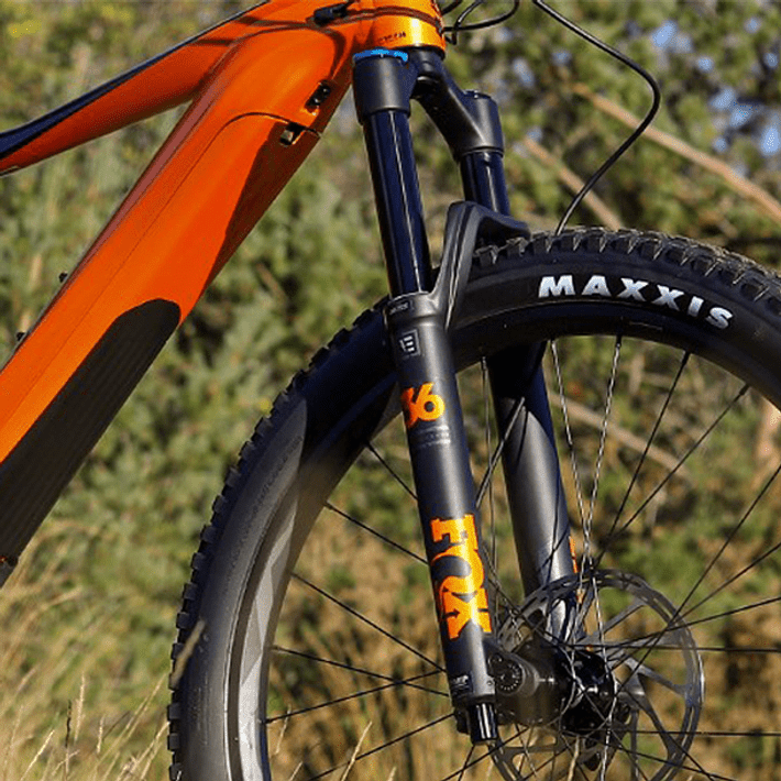 Bicicleta Eléctrica Giant Trance E+1 / 2019- Image 4