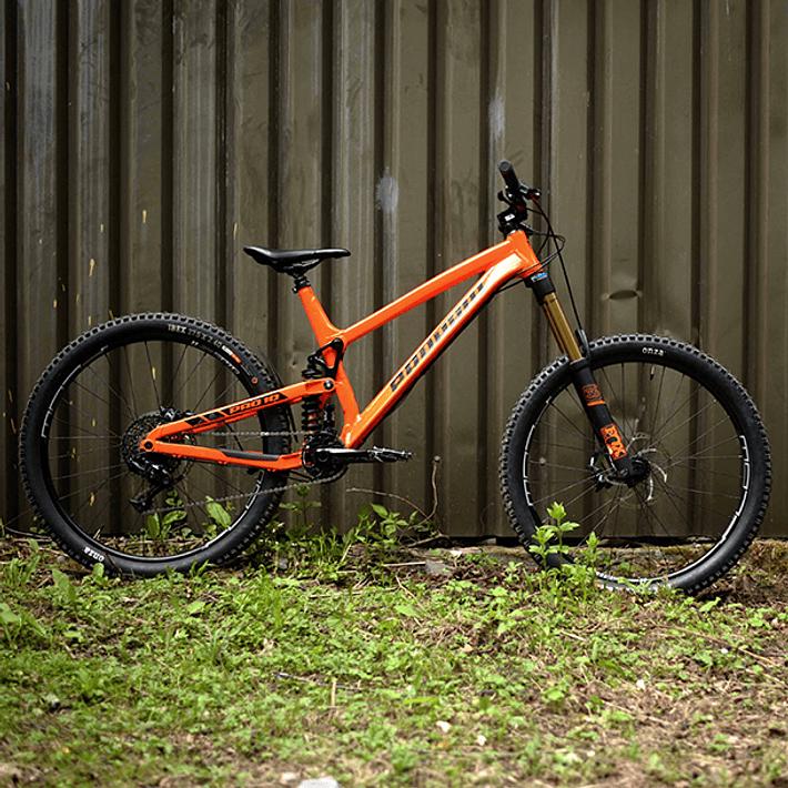 Bicicleta Eléctrica Giant Trance E+1 / 2019- Image 8