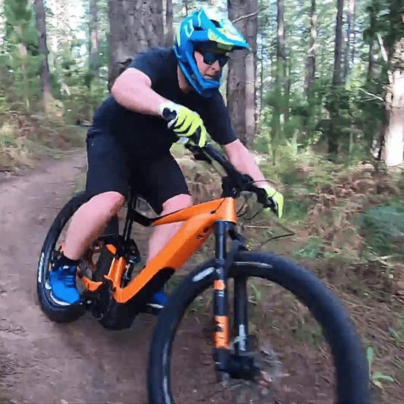 Bicicleta Eléctrica Giant Trance E+1 / 2019- Image 9