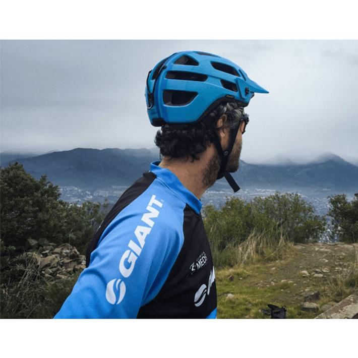 Casco Giant Compel Gloss Azul- Image 4
