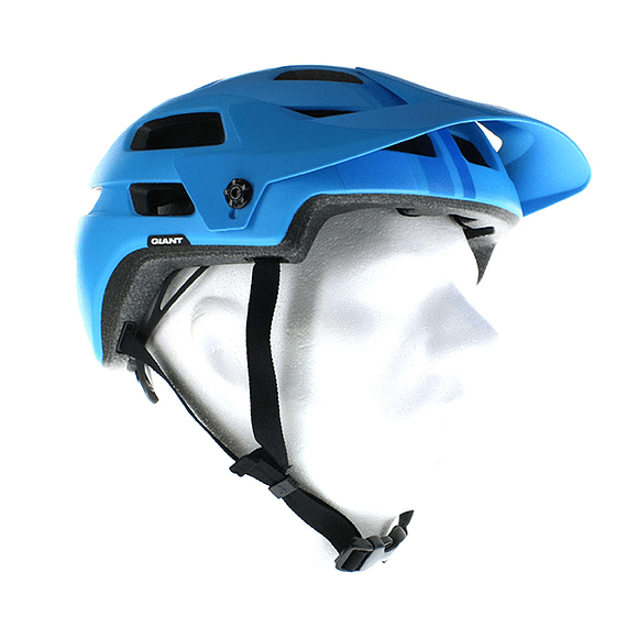 Casco Giant Rail Azul- Image 4