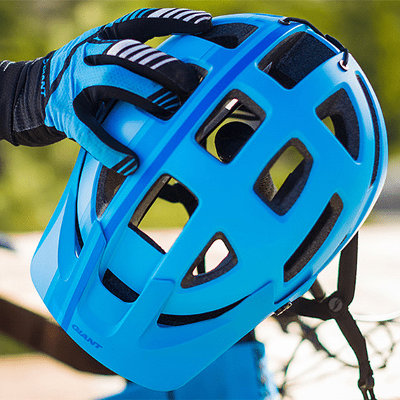 Casco Giant Rail Azul- Image 5