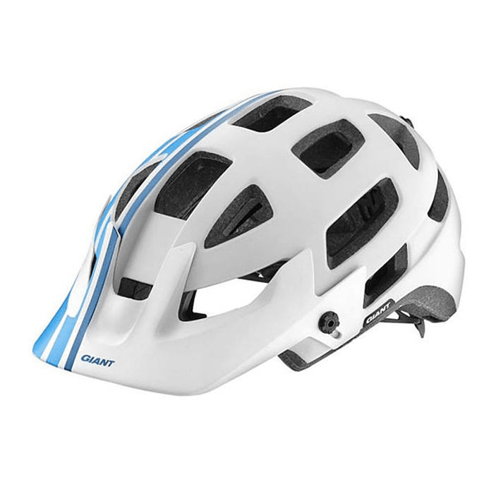 Casco Giant Rail Blanco / Azul- Image 1