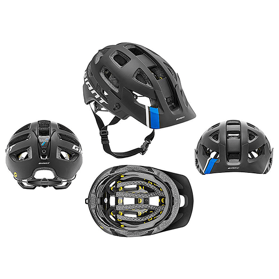Casco Giant Rail Mips Team- Image 2