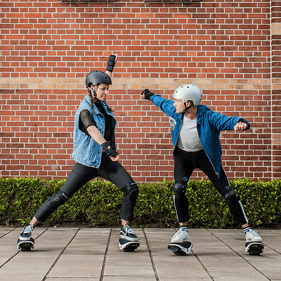 Hovershoes Segway by Ninebot Drift W1- Image 8