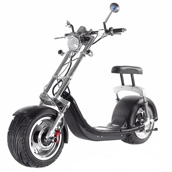 WOQU City Harley Negra- Image 1
