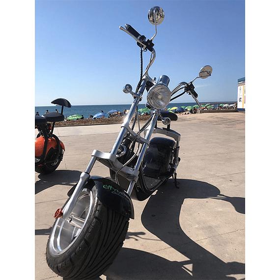 WOQU City Harley Negra- Image 2