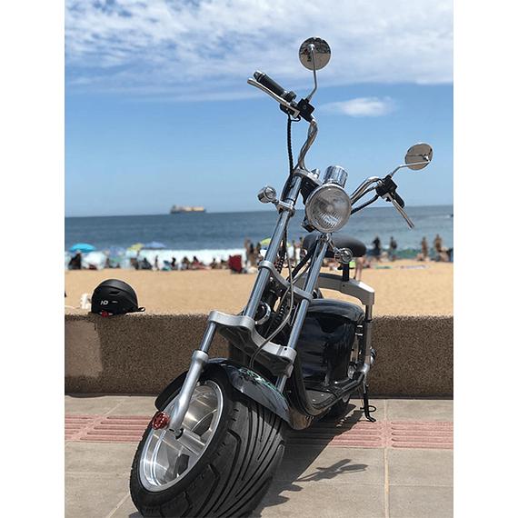 WOQU City Harley Negra- Image 3