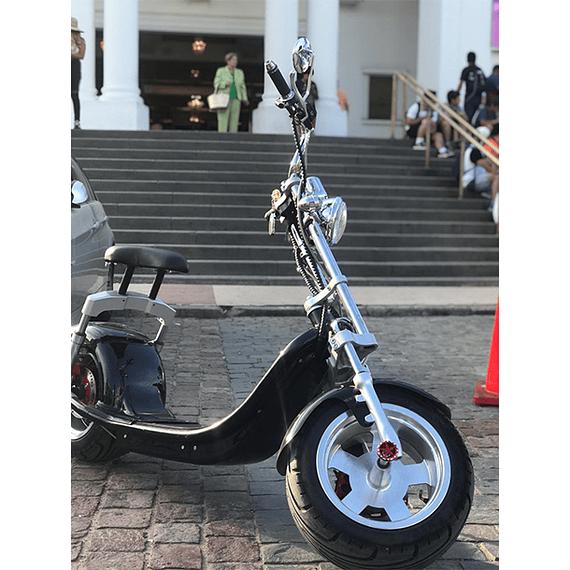 WOQU City Harley Negra- Image 5