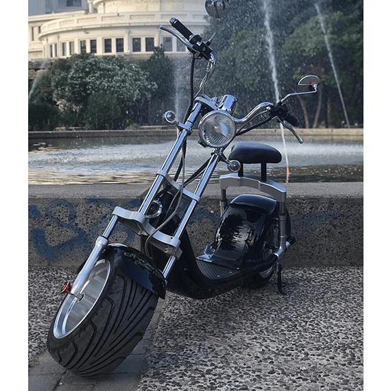 WOQU City Harley Negra- Image 6