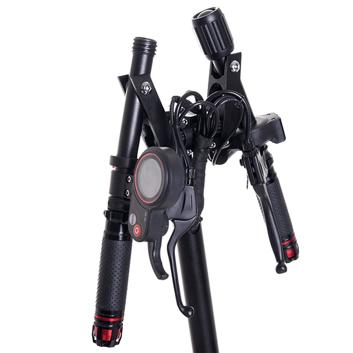 Scooter Zero 8X (Batería LG 52V 18Ah con frenos Hidráulicos)- Image 3