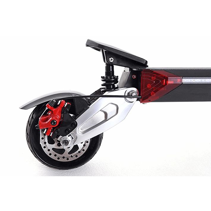 Scooter Zero 8X (Batería LG 52V 18Ah con frenos Hidráulicos)- Image 4
