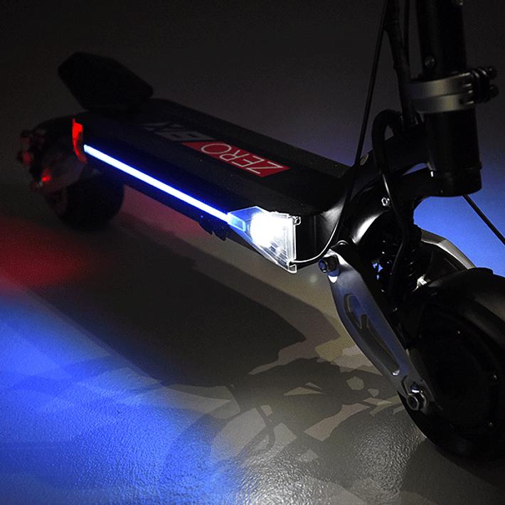 Scooter Zero 8X (Batería LG 52V 18Ah con frenos Hidráulicos)- Image 8