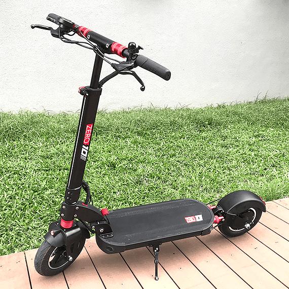 Scooter Zero 10- Image 9