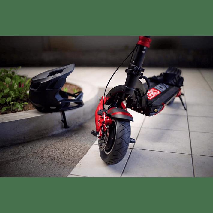 Scooter Zero 10X (Batería LG 52V 24Ah con frenos hidráulicos)- Image 4