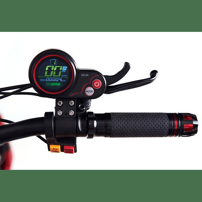 Scooter Zero 10X (Batería LG 52V 24Ah con frenos hidráulicos)- Image 11