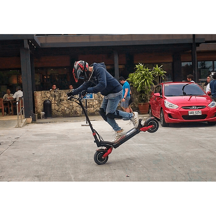 Scooter Zero 10X (Batería LG 52V 24Ah con frenos hidráulicos)- Image 17