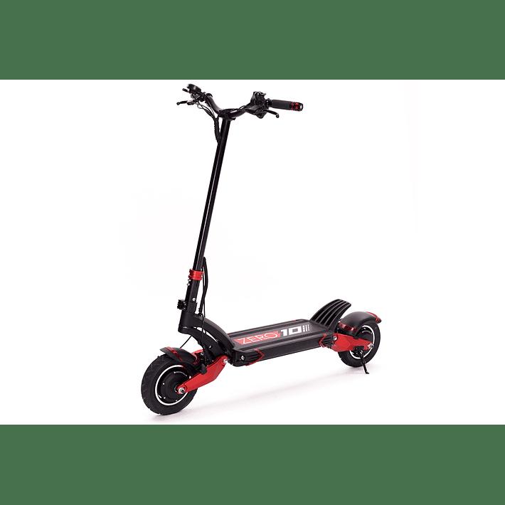 Scooter Zero 10X (Batería LG 52V 24Ah con frenos hidráulicos)- Image 1