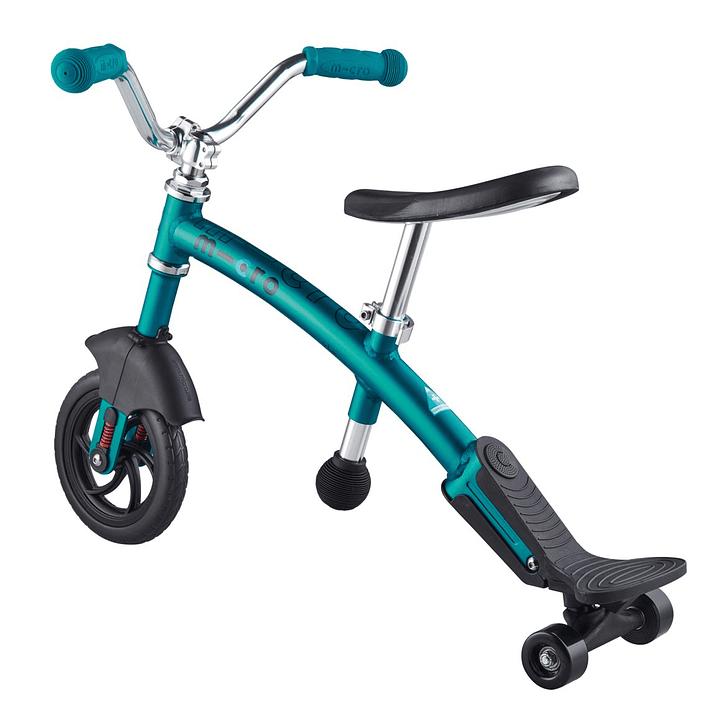G-Bike Deluxe Aqua- Image 2