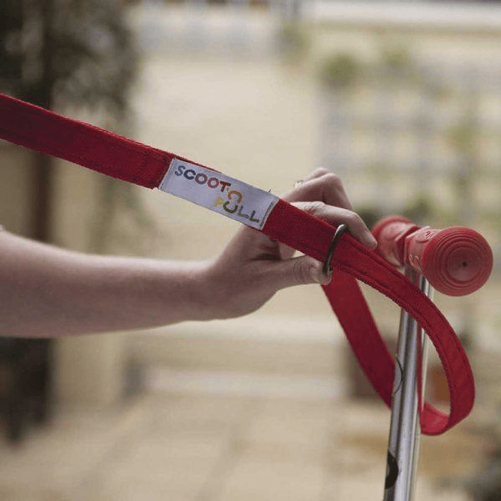 Scoot'n pull Rosado- Image 2
