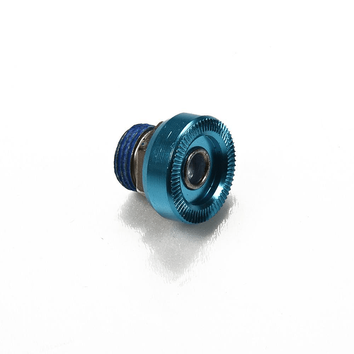 1009 Repuesto / Botón de Empuje Azul- Image 1