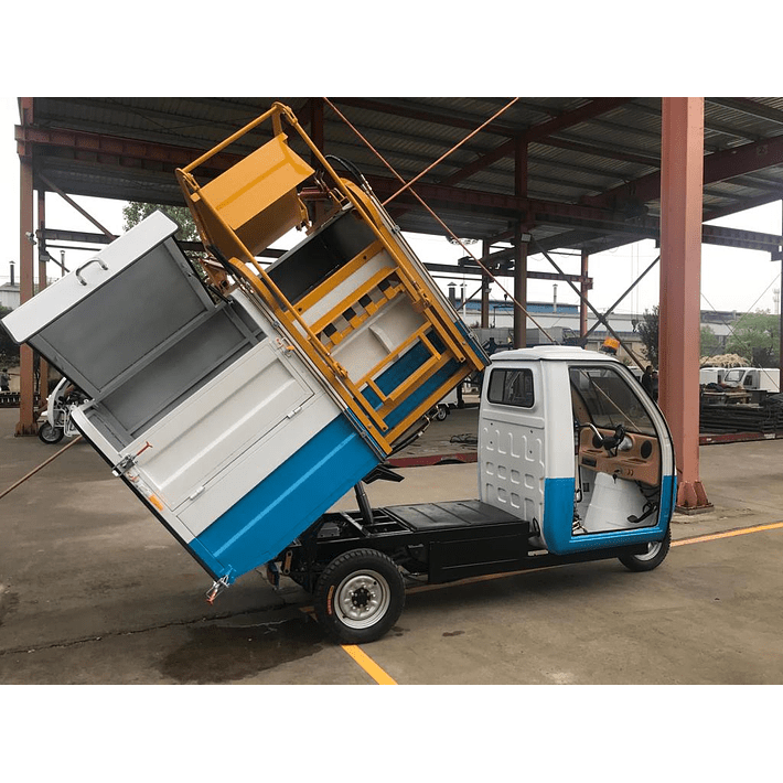 Trash Truck- Image 12