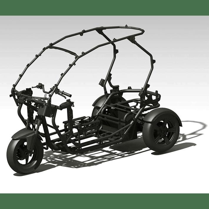 Trimóvil E1 1.0  (32Ah)- Image 7