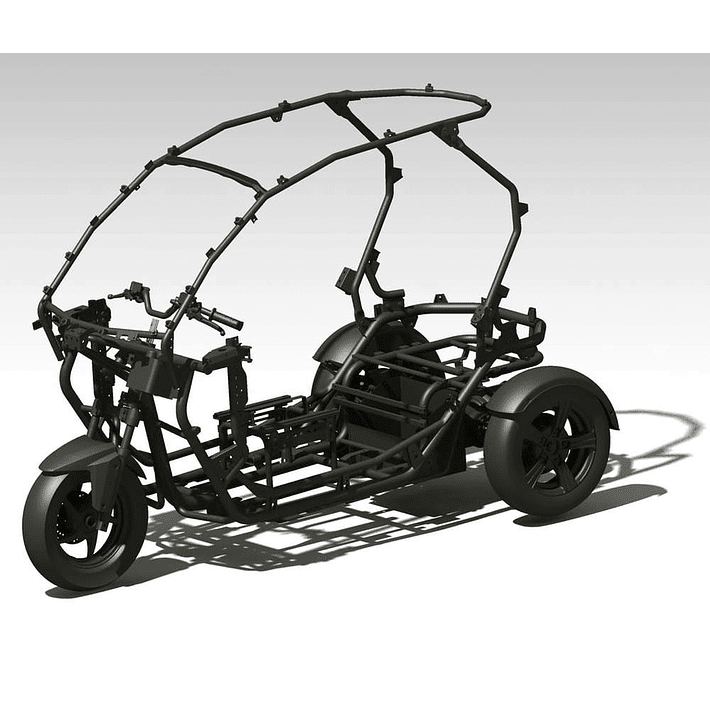 Trimóvil E1 1.0 (45Ah) - Image 11