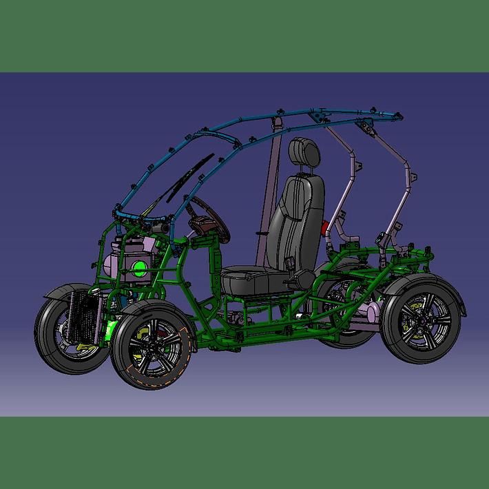 City Car X4 Full  HOMOLOGADO- Image 6