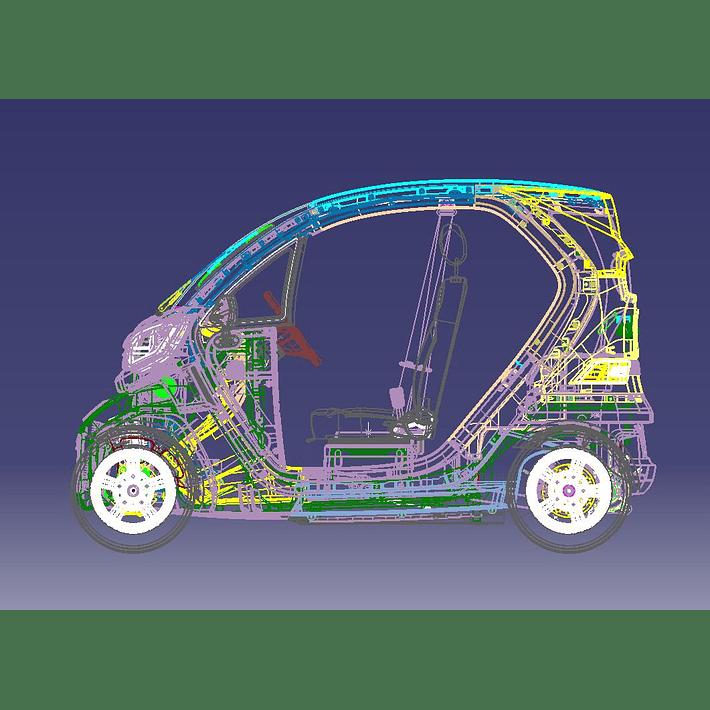 City Car X4 Full  HOMOLOGADO- Image 7