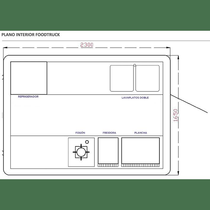 FoodTruck FT (38Ah)- Image 44