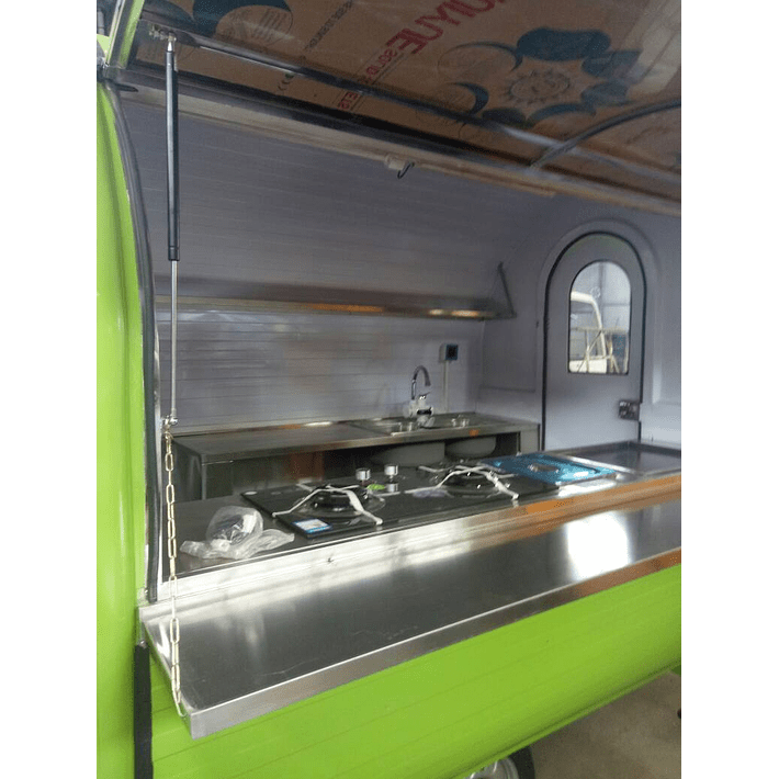 FoodTruck FT (45Ah)- Image 34