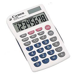 Calculadoras Canon LS-330H