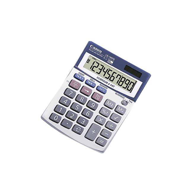 Calculadora Canon LS-100TS