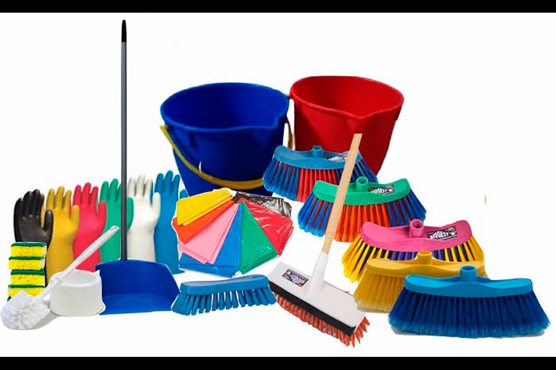Implementos de Limpieza