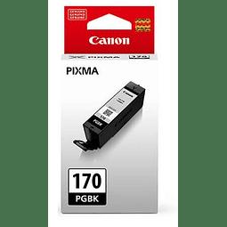 Tinta Canon PGI-170 BK