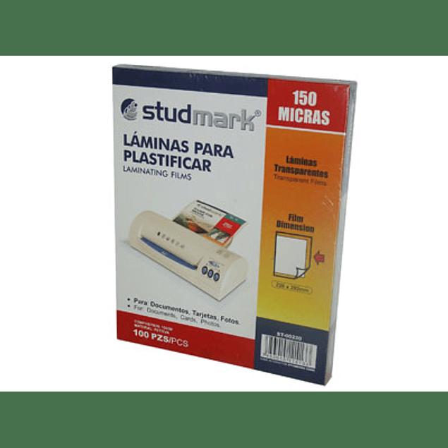 Láminas para Plastificar Studmark ST-00220