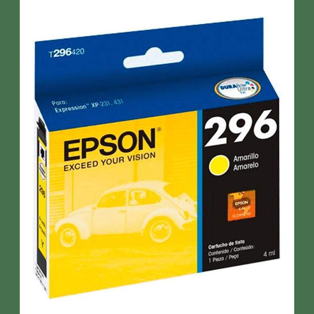 Tinta Epson 296420 Y