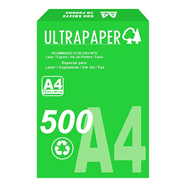 Papel UltraPaper A4