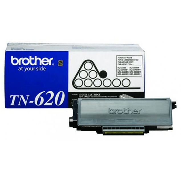 Toner Brother TN-620 BK