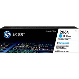 Toner HP W2111 206 Cyan