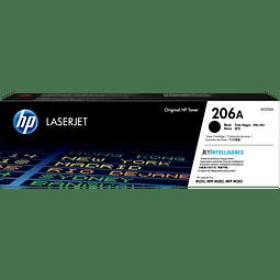 Toner HP W2110 206 BK