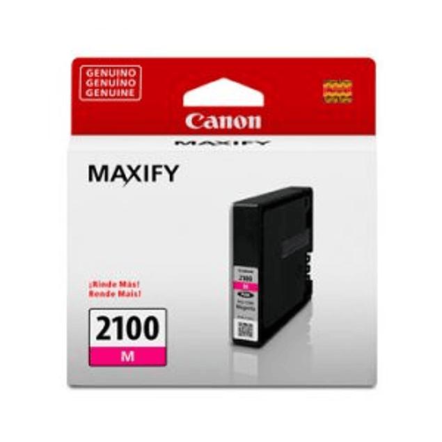 Tintas Canon PGI-2100 MAGENTA