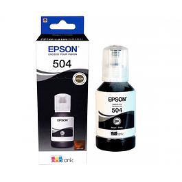 Tinta Epson 504120 BK