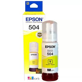 Tinta Epson 504420 Yellow