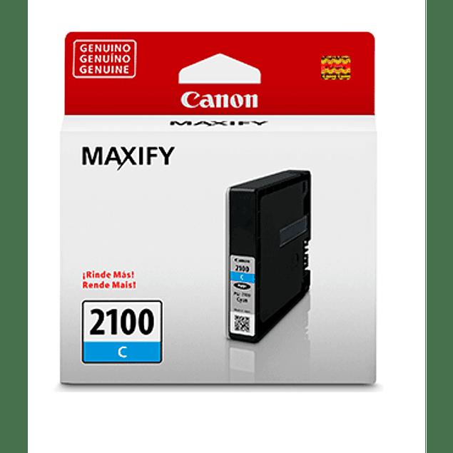 Tintas Canon PGI-2100 Cyan