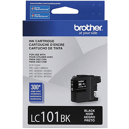 Tinta Brother LC-101 BK