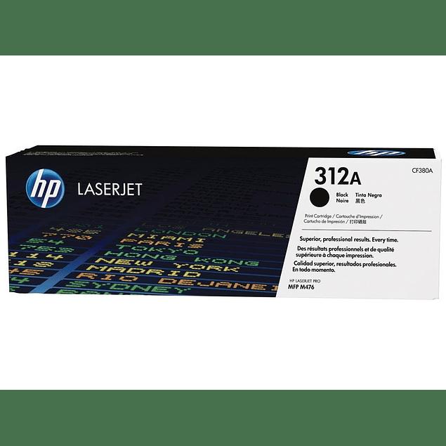 Toner HP CF380A 312 BK