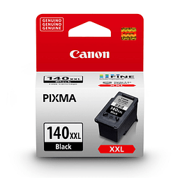 Tinta Canon PG-140 BK XXL